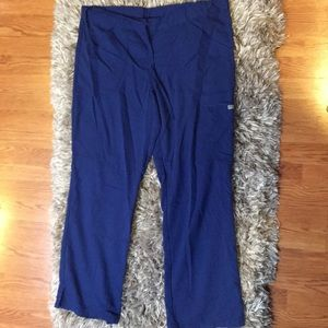 Blue Grey's Anatomy scrub bottoms